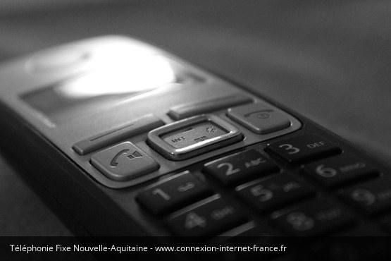 Téléphone Fixe Nouvelle-Aquitaine