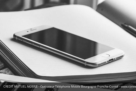 Téléphonie Mobile Bourgogne-Franche-Comté Crédit Mutuel Mobile
