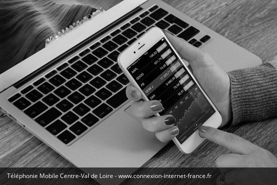 Téléphone Mobile Centre-Val de Loire
