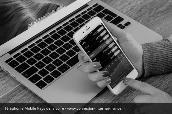 Téléphone Mobile Pays de la Loire
