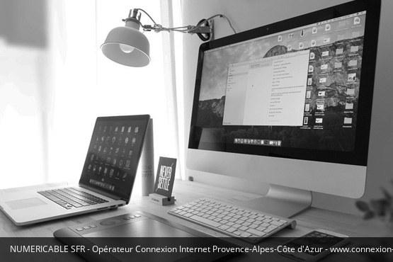 Connexion Internet Provence-Alpes-Côte d'Azur Numericable SFR