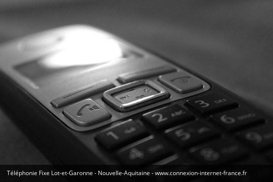 Téléphone Fixe Lot-et-Garonne